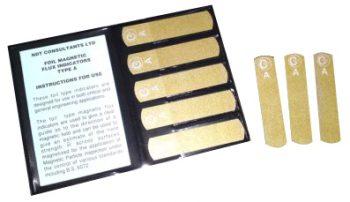 Magnetisch - Benelux NDT - Castrol strips