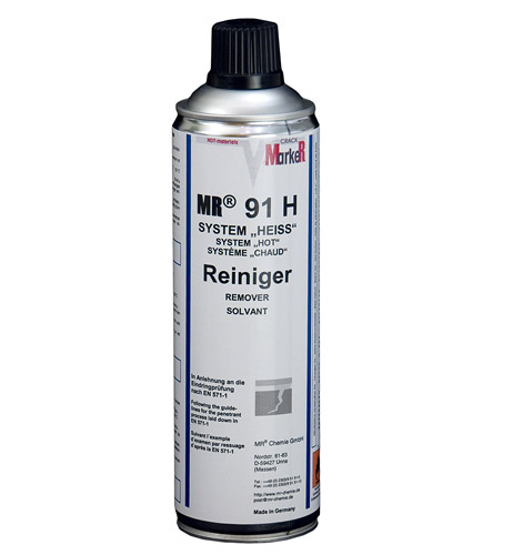 Penetrant - Benelux NDT - MR Chemie