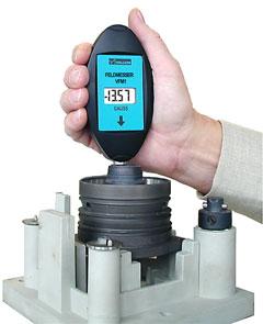Magnetisch - Benelux NDT - Vallon veldsterktemeter
