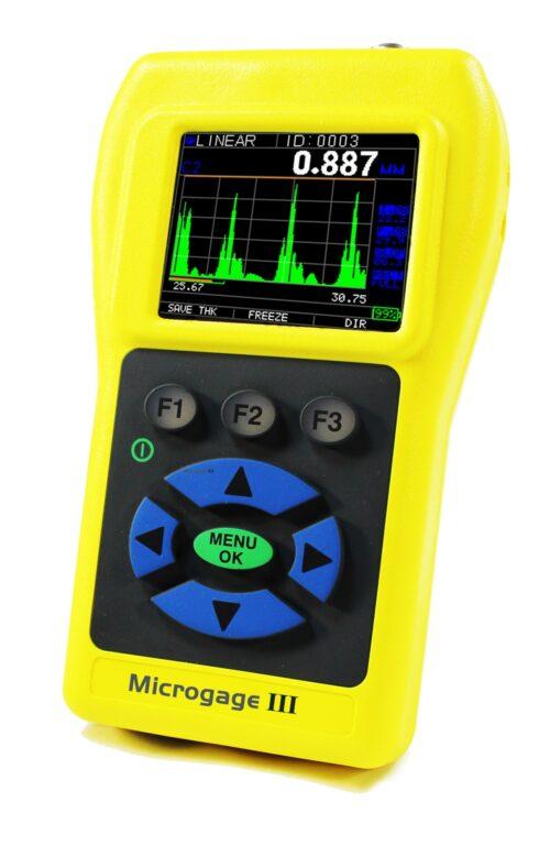 Ultrasoon diktemeter - Benelux NDT - Sonatest Microgage III