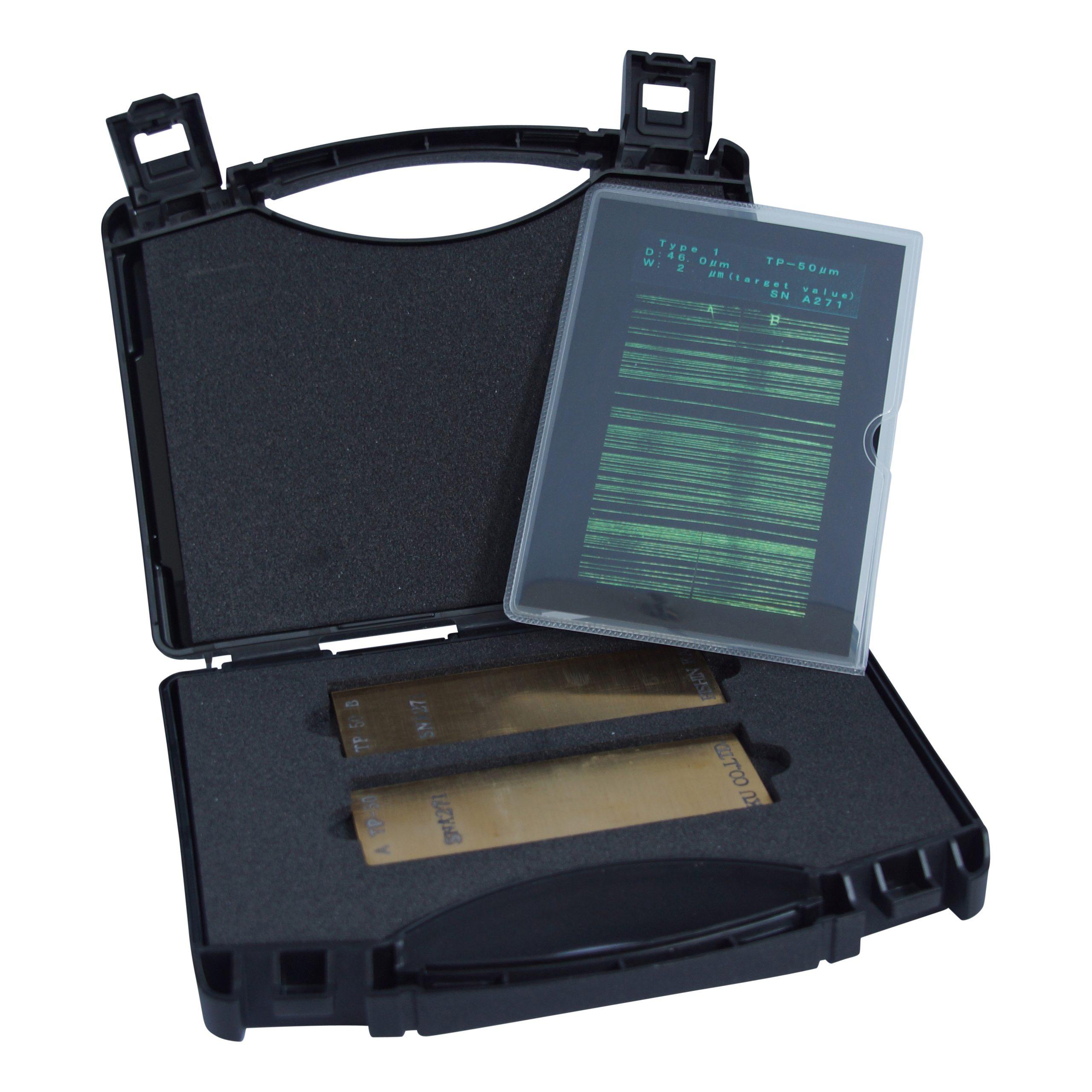 Penetrant-Benelux NDT-Testpanel