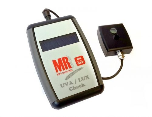 UV lichten en lichtmeters - Benelux NDT - MR Chemie