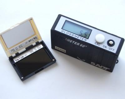 Oppervlaktetechniek - Benelux NDT - glansmeter