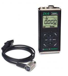 Ultrasoon diktemeter - Benelux NDT - Dakota ZX-6 ultrasoon diktemeter