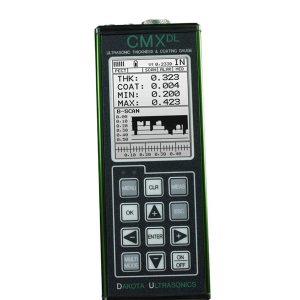 Diktemeter - Benelux NDT - Dakota CMXDL+ diktemeter