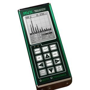 Diktemeter - Benelux NDT - Dakota MVX diktemeter met A beeld