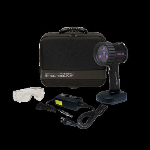 UV Lampen - Benelux NDT - Spectroline uVision 365Z met geïntegreerde batterij
