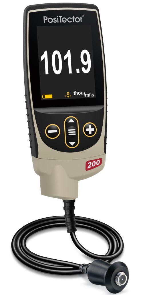 Oppervlaktetechniek- -Benelux-NDT.com - Defelsko Positector 200 laagdiktemeter
