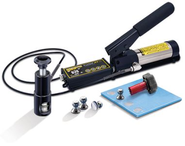 Oppervlaktetechniek - Benelux NDT - Defelsko PosiTest AT pull off adhesitester tester